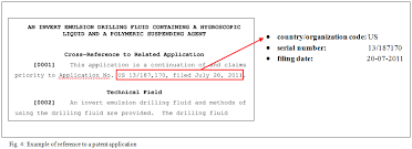 encoding patent bibliographic references teiwiki