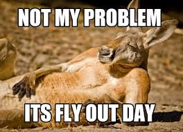 Fly Out Memes - meme creator not my problem its fly out day meme generator at