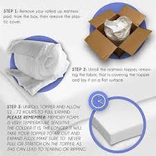 memory foam mattress topper advanced sleep solutions