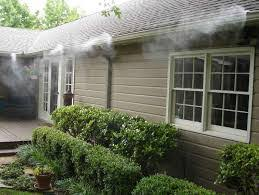 Best Patio Mister System Mosquito Misting Systems U2014 Mighty Mosquito Control