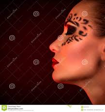 halloween background portrait mysterious woman stock images image 35240124