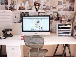 Decorate A Home Office Office 1 Office Desk Decorating Ideas Home Office Decorating