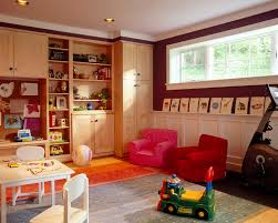 Kids Basement Bedroom And Kids Basement Playroom Is Safe And A - Family play room