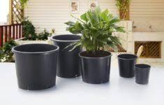 white flower pots plastic u2013 greenfain