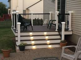 cost of paver patio vs deck home outdoor decoration