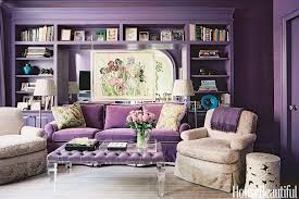 purple livingroom 20 best purple rooms and decor lavender lilac and violet