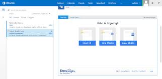Outlook Business Email by Docusign For Outlook Docusign