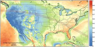 us weather map clouds total solar eclipse 2017 weather forecasts