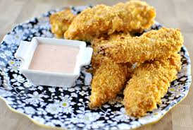 hervé cuisine butter chicken simply scratch potato chip crusted chicken tenders simply scratch