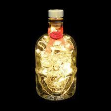jayengrave pirate style skull led bottle lamp light youtube