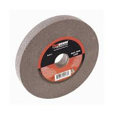 shop firepower aluminum oxide 6 in grinding wheel at lowes com