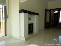 example photos of fireplaces and log burners construction