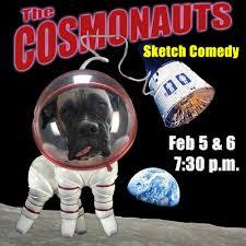 cosmonauts sketch comedy show mesa arizona phoenix arizona