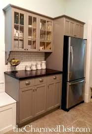 painted kitchen cupboard ideas chalk painted kitchen cabinets impressive chalk paint kitchen