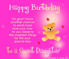 birthday card best collections birthday card for daughter from