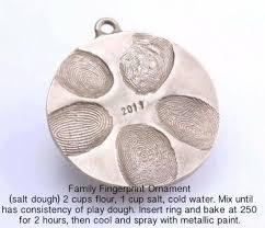 25 unique family fingerprint ornament ideas on
