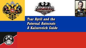Russian Czar Flag Kaiserreich Guide Restoring Tsar Kyrill And Having Higher