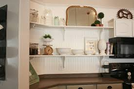 Kitchen Open Shelves Ideas by Grand Design Open Shelving For The Kitchen
