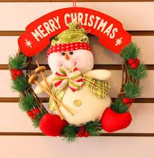 popular christmas decorations door buy cheap christmas decorations