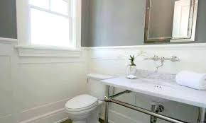 wainscoting bathroom ideas pictures wainscoting design beautiful style bathroom design completed