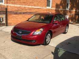 Nissan Altima Coupe Red Interior 2008 Nissan Altima For Sale Carsforsale Com