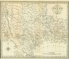 United Flight Map Texas Historical Maps Perry Castañeda Map Collection Ut