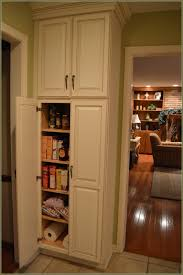 ash wood autumn windham door corner kitchen pantry cabinet