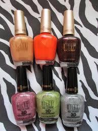 glue u0026 sparkle milani nail polishes u0026 hd lip colors 1 at