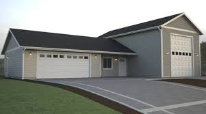 Workshop Garage Plans Garages True Built Home Pacific Northwest Custom Home Builder