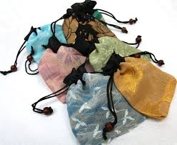 indian fabric gift bags set of 50 assorted large catfluff