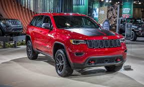 jeep wagoneer lifted 2017 jeep grand cherokee pictures photo gallery car and driver
