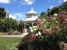 Botanical Garden Buffalo Ceremony Marks Honorary International Peace Garden At Botanical