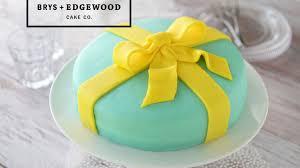 brys edgewood fondant cake kits by stefan jessica u0026 andre