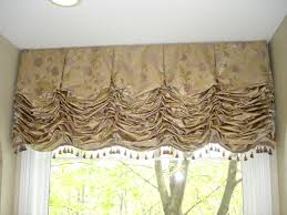 interior window valance ideas window treatments ideas bed