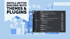 discord tutorial howto install better discord with themes plugins english