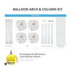 Balloon Arch Decoration Kit Cheap Latex Balloon Arch U0026 Column Frame Kit For Sale On