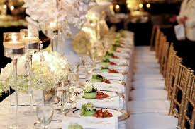food tables at wedding reception how to save on food at your wedding reception broke and chicbroke
