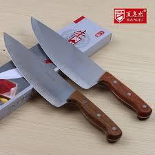 free shipping banili stainless steel kitchen split knife slicing