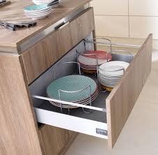 tiroir coulissant pour meuble cuisine 5 idées pour une cuisine maxi rangement