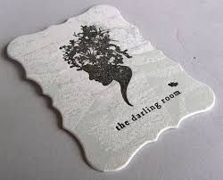die cut business cards and printing bracha designs