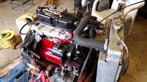 perkins ad3 152 massey ferguson engine rebuild startup youtube