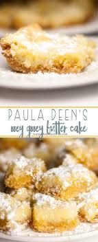 paula deen s ooey gooey butter cake