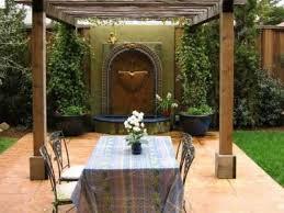 Tropical Backyard Ideas Tropical Backyard Rock Garden Wall Tropical Patio Backyard Wall