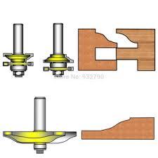 Kitchen Cabinet Door Router Bits Online Get Cheap Cabinet Door Router Bit Set Aliexpress Com