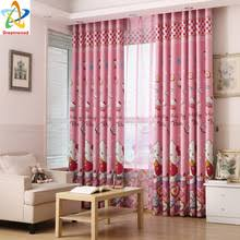 Childrens Curtains Girls Compare Prices On Curtains Kids Online Shopping Buy Low