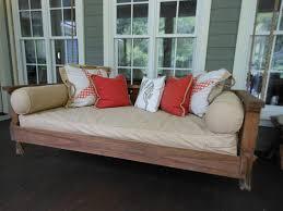 outdoor patio bed u2014 jbeedesigns outdoor comforter swinging porch