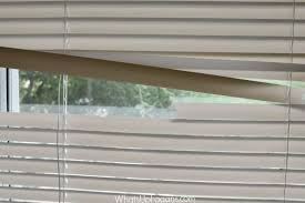 51 Inch Mini Blinds The Ridiculously Easy Way To Fix Broken Mini Blinds