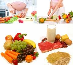 what foods to ingest in pregnancy to have an intelligent baby