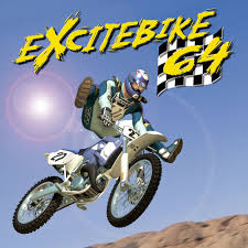 freestyle motocross game excitebike 64 nintendo 64 games nintendo