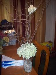 curly willow centerpieces hydrangea and curly willow centerpieces weddingbee photo gallery